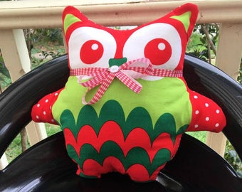 Sew Sunshine -- Pillow Doll-Owley-10-dollie