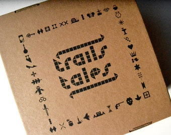 Trails Tales. Board game