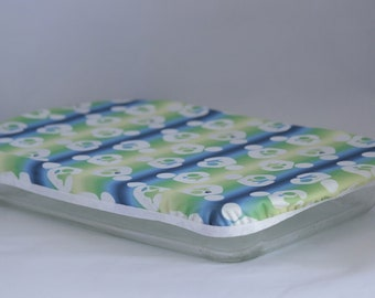 13 x 9 x 2 inch baking dish cover,  breastfeeding dish cover, reusable bowl cover, Zero Waste Family