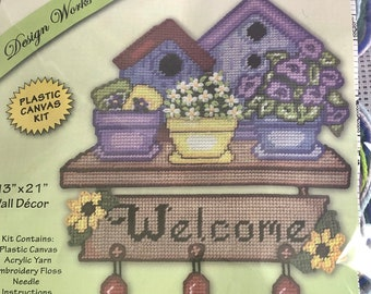 """Design Works LAST MINUTE Counted Cross Stitch Kit 5/"""" x 7/"""""""