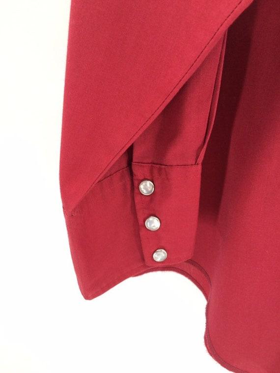 Vintage H Bar C Ranchwear Western Shirt - image 3