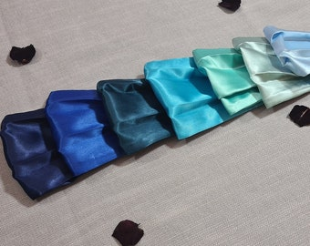 Face Mask Silky Satin, Made In UK, 30 Colours, Silky Satin Protective Face Mask, Filter Pocket, Reusable Mask-Free UK Delivery!