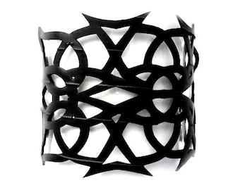 Nyad- Recycled Inner Tube Bracelet