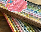 Wanderlust and Wildflowers | Colored Pencil Set | by Katie Daisy