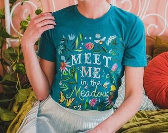 Meet Me in The Meadow Short Sleeve T-Shirt
