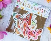 Moth Sticker Pack - Matte Laminate Stickers