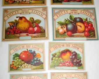Buxom Melons Vintage American fruit poster reproduction.