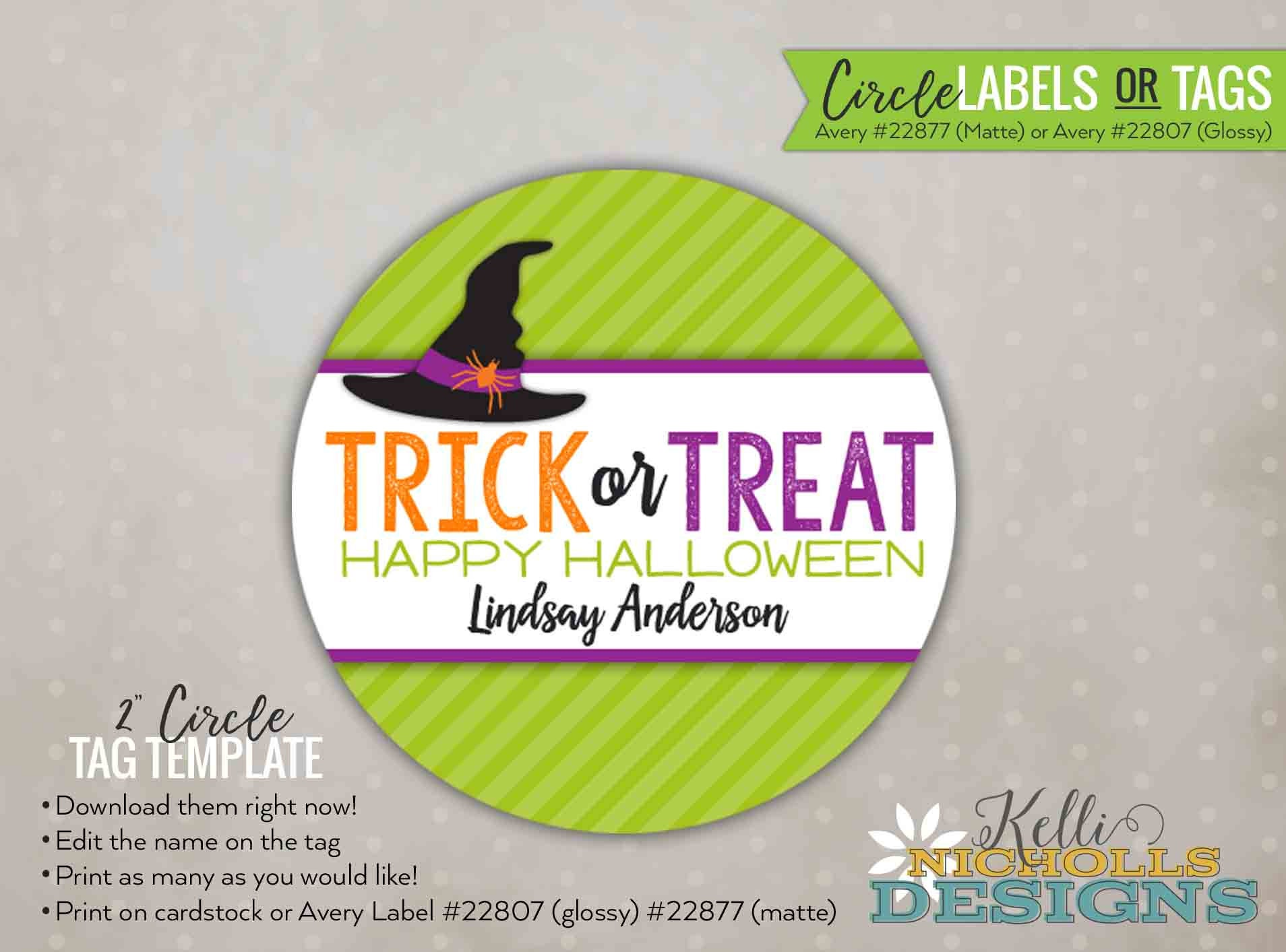 Great 22807 Template Pictures 99 Avery Circle Labels Template