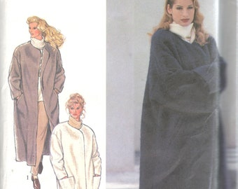 f7ef61fd90912 Wool coat over sized   Etsy