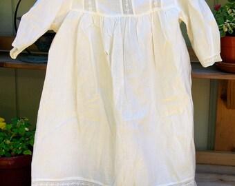 4e684b05d Vintage baptism gown
