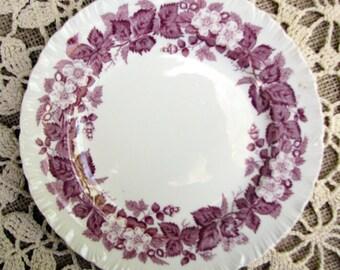 Vintage Wedgwood Bramble Plate