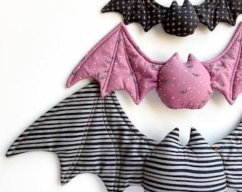 Halloween Bats PDF Sewing Pattern