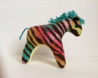 Baby Zebra Pattern