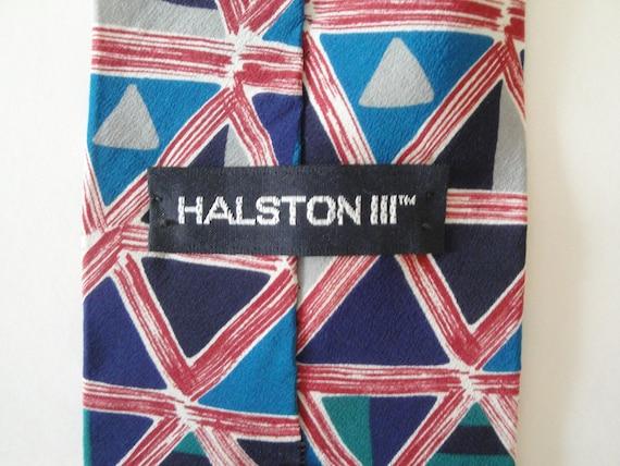 Vintage Halston Necktie