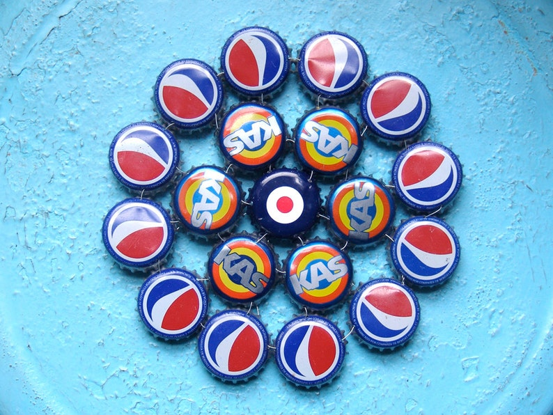International Soda  bottle cap trivet image 0