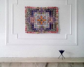 Craft Beer - bottle cap tapestry