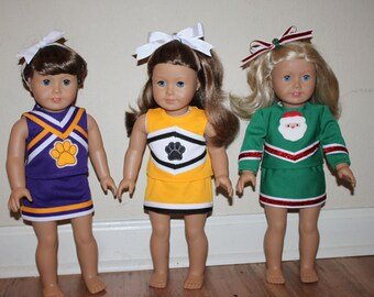 Victory Cheerleading Uniform for DOLLY PDF Sewing Pattern Sized for 15 and 18 inch dolls. $3.95. Oh Mickey Cheerleading ...  sc 1 st  Etsy & Oh Mickey Cheerleading Uniform for DOLLY PDF Sewing Pattern | Etsy