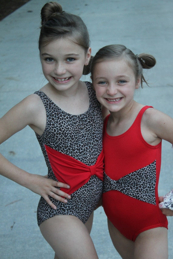 Bow-a-licious Swimsuit sizes 1/2 16 PDF sewing pattern   Etsy