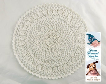 Crochet Pattern 094 - Nana's Doily
