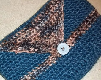 Crochet Kindle Cozy--for Kindle, Nook or other e-book reader