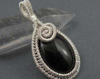 Odyssey Pendant Wire Jewelry Tutorial