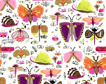 Many Many Butterflies Archival Print