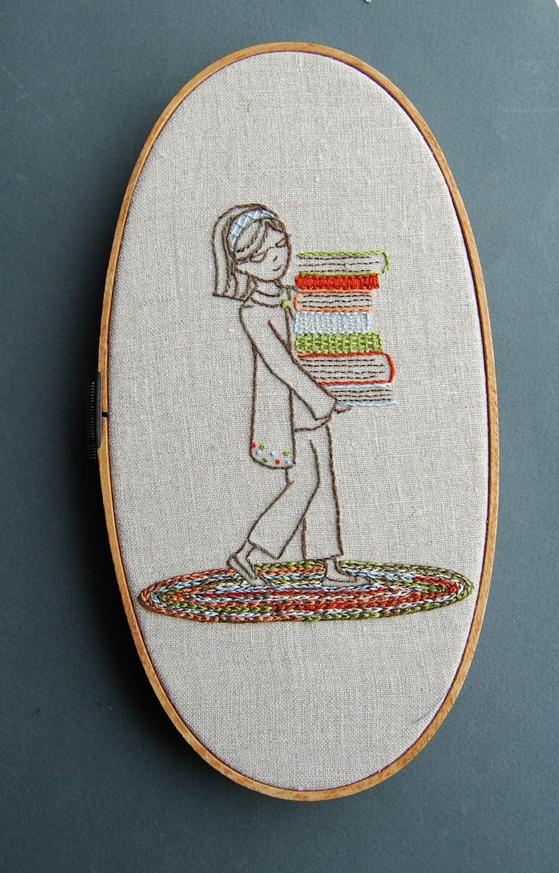 Embroidery Patterns BOOKSMART Hand Embroidery Patterns Back image 0