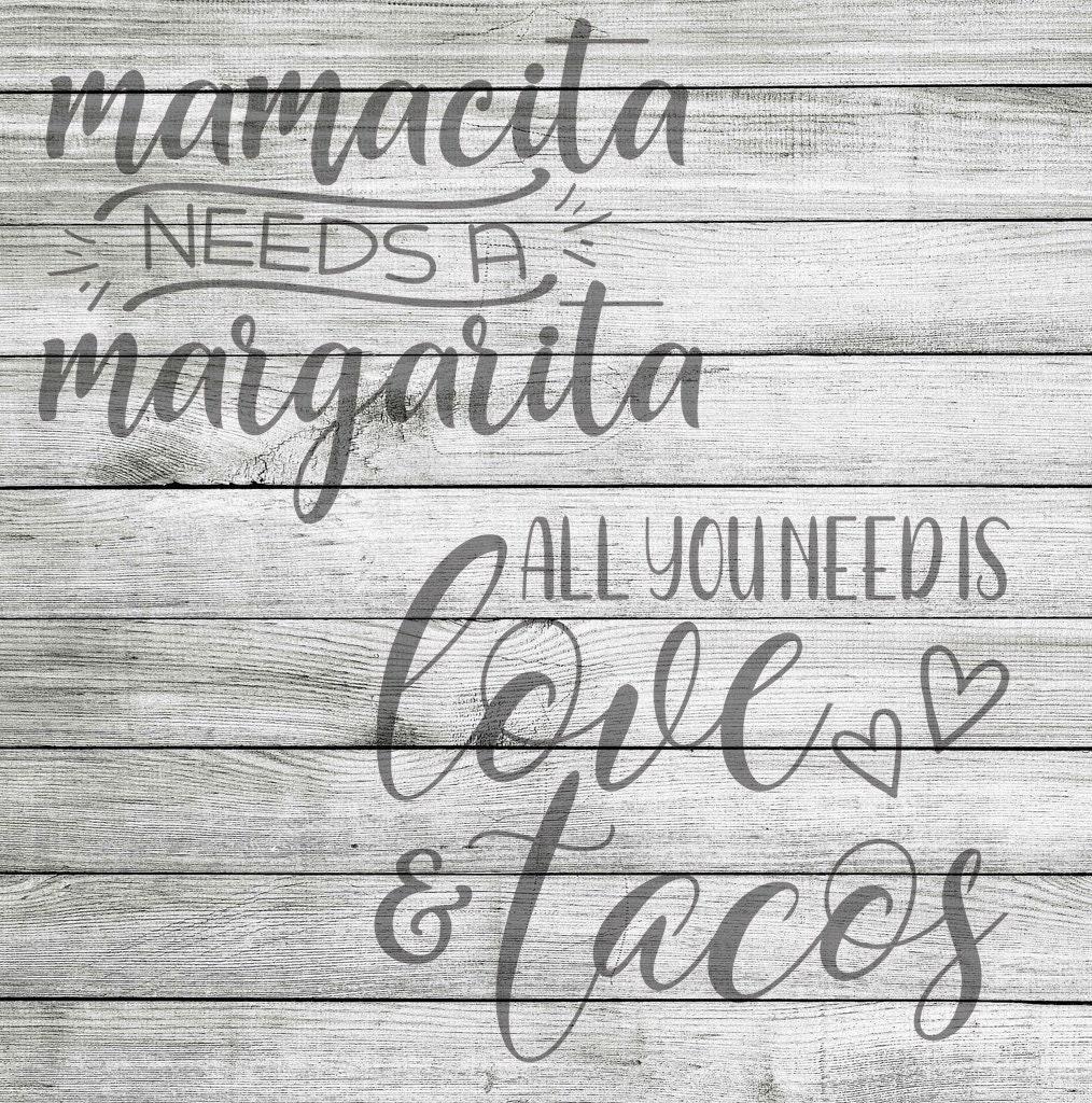 Download Cinco de Mayo Bundle - Mamacita Needs A Margarita & All ...