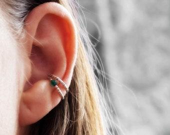 1880a297bb3 Deux anneaux d oreille pour conque