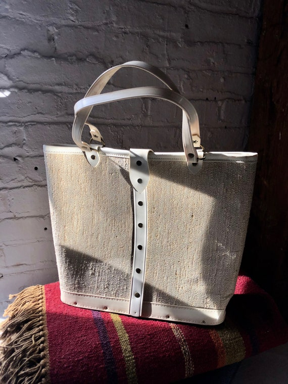vintage 1960s Enid Collins style structured box b… - image 2