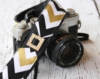 Camera Strap. dSLR Camera Strap. Chevron Camera Strap.  Camera Neck Strap. Cute Camera Strap. Custom Camera Strap.