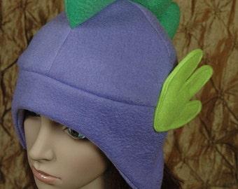 MLP Spike Fleece Winter Hat Beanie Cap