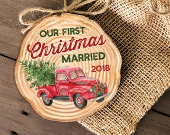 0cef1930abc9 first Christmas married