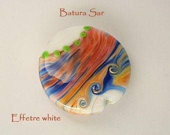 Batura Sar -Glass Frit blend - 2 oz.
