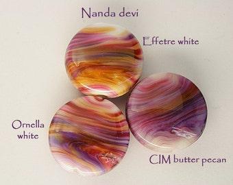 Nanda Devi -Glass Frit blend - 2 oz.