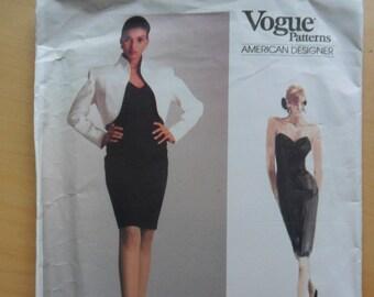 Vogue Calvin Klein pattern 2050 REDUCED PRICE