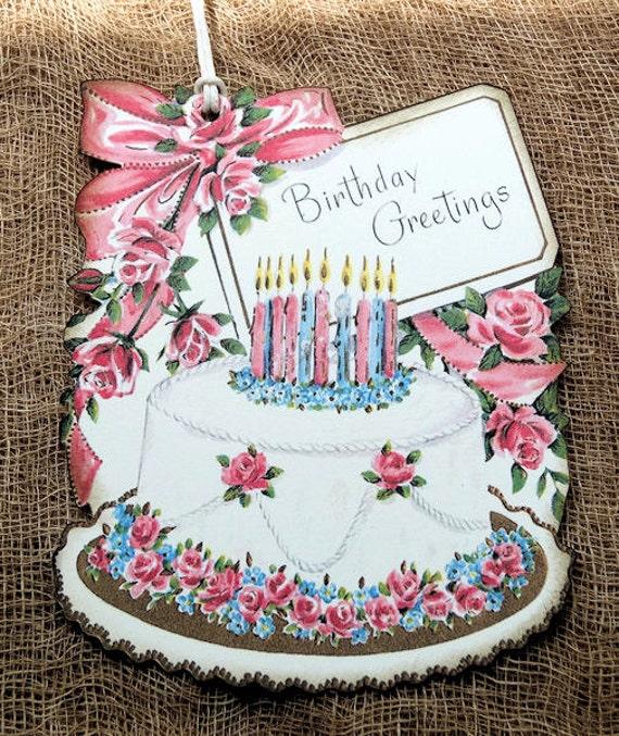 Hang Tags  JOYFUL EASTER BUNNY CHICK TAGS or MAGNET #339  Gift Tags