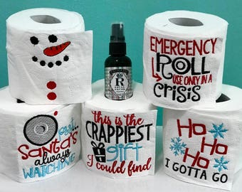 Personalized toilet paper | Etsy