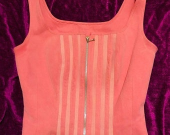 19301535e3 Cache Top peach Pink size small