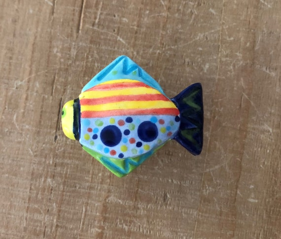 Fish Knob Fish Drawer Pull Nautical Hardware Cabinet Knobs Etsy