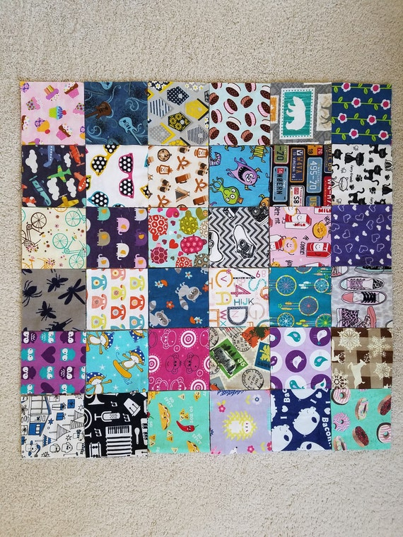 I Spy Quilt And Matching Game Quilt Kit Unisex For