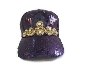 8e5d6f44169 Women s Baseball Hat Golf Visor Hat Mother s Day