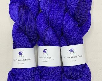 Purpose - OOAK blue/purple