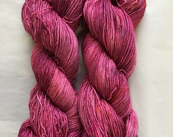 merino single - OOAK colorway