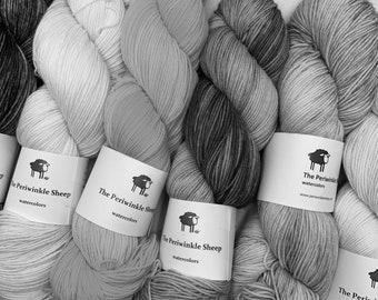 Grab bag - fingering weight yarn