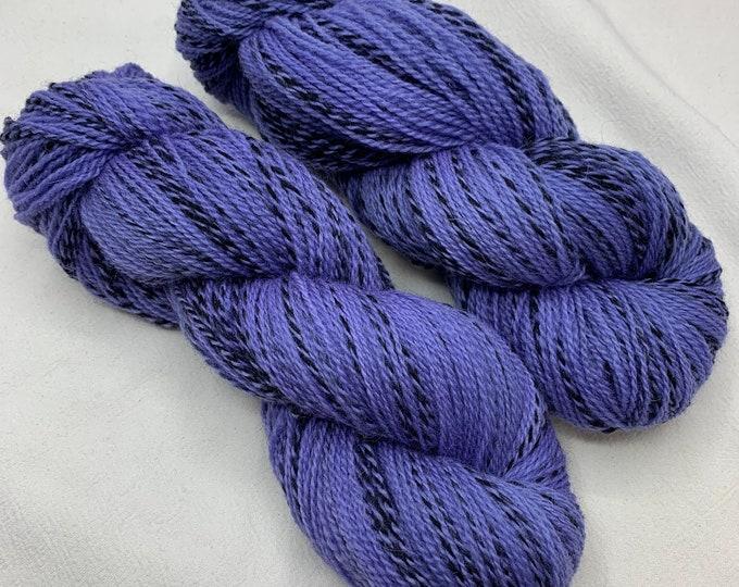highland wool fingering - lavender