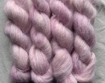 WOLKE - OOAK pale lavender