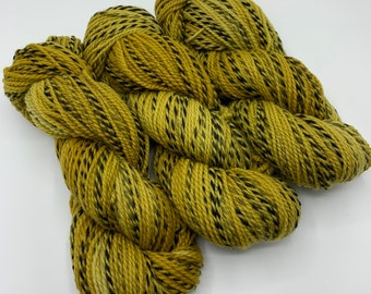 highland wool  worsted - gold rush