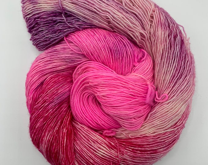 LIMITED EDITION - merino single - Will you be my Valentine?