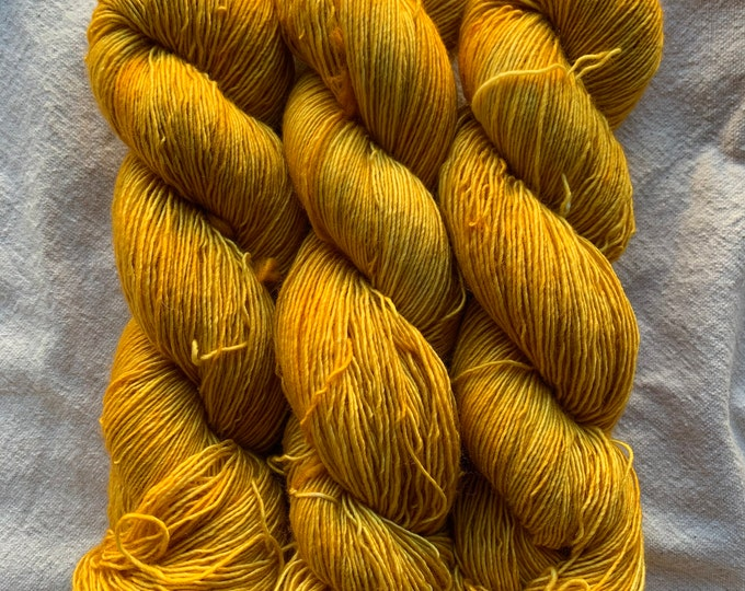 merino single - honey gold